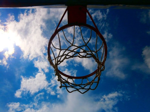 Basketball Clouds Sky Wallpapers Hd Desktop And Mobile