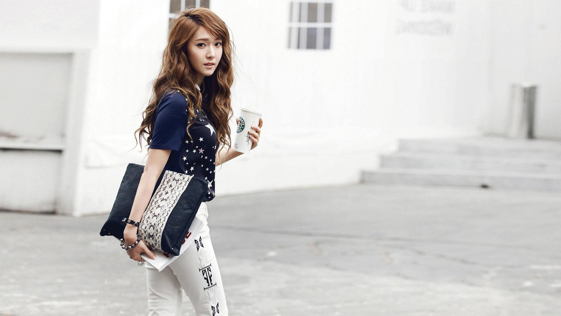 Yoga Pants Anime Girl Wallpaper Girls S Generation Anime Korean K Pop Snsd Jessica