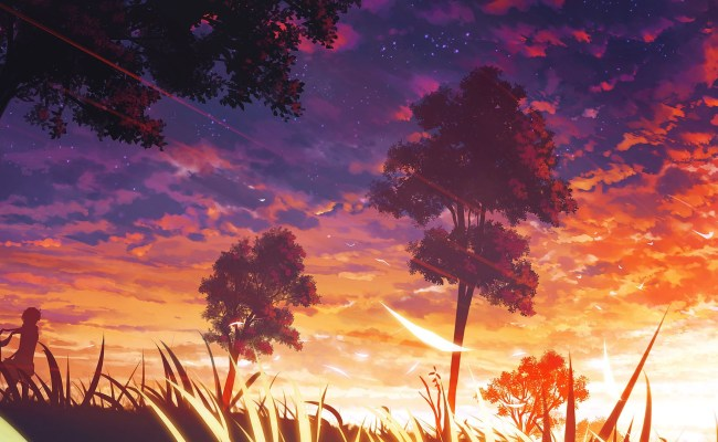 Trees Anime Manga Forest Wallpapers Hd Desktop And Mobile Backgrounds