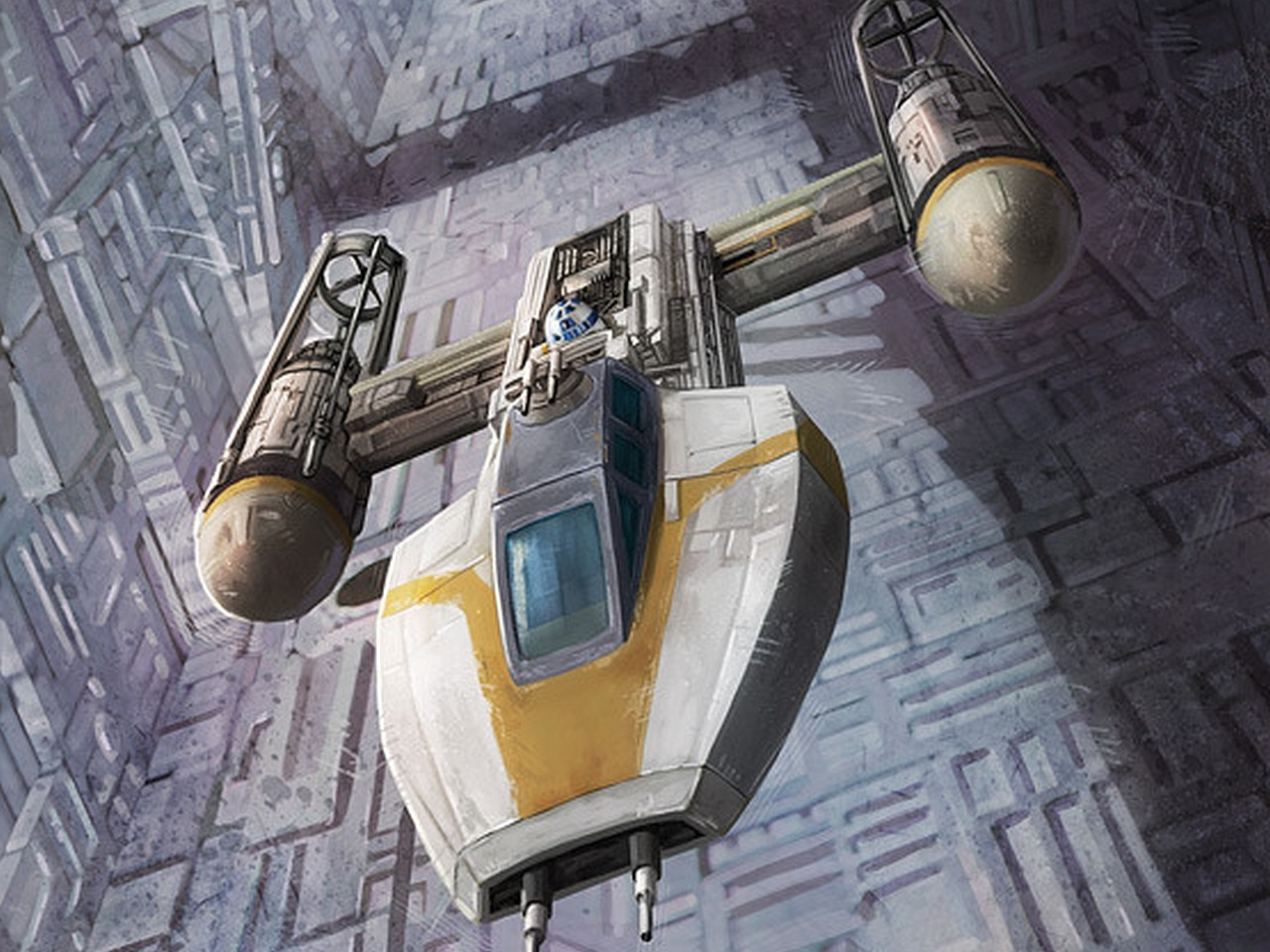 Cool Minecraft Wallpapers Hd Star Wars Y Wing Wallpapers Hd Desktop And Mobile