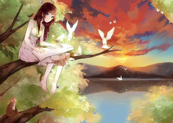 Anime Fantasy Art Wallpapers Hd Desktop And Mobile