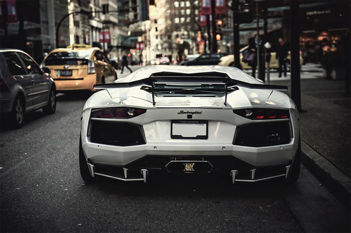 Dope Car Wallpapers Lamborghini Sports Car Street Speedhunters Car