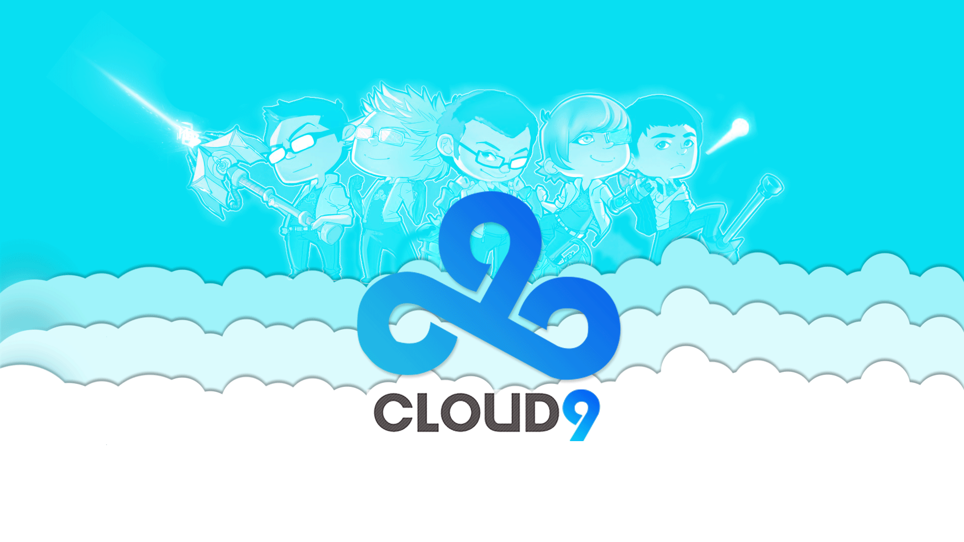 video Games Cloud9 Wallpapers HD  Desktop and Mobile