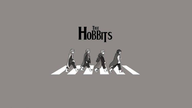 The Beatles, The Lord Of The Rings, Minimalism, Monochrome