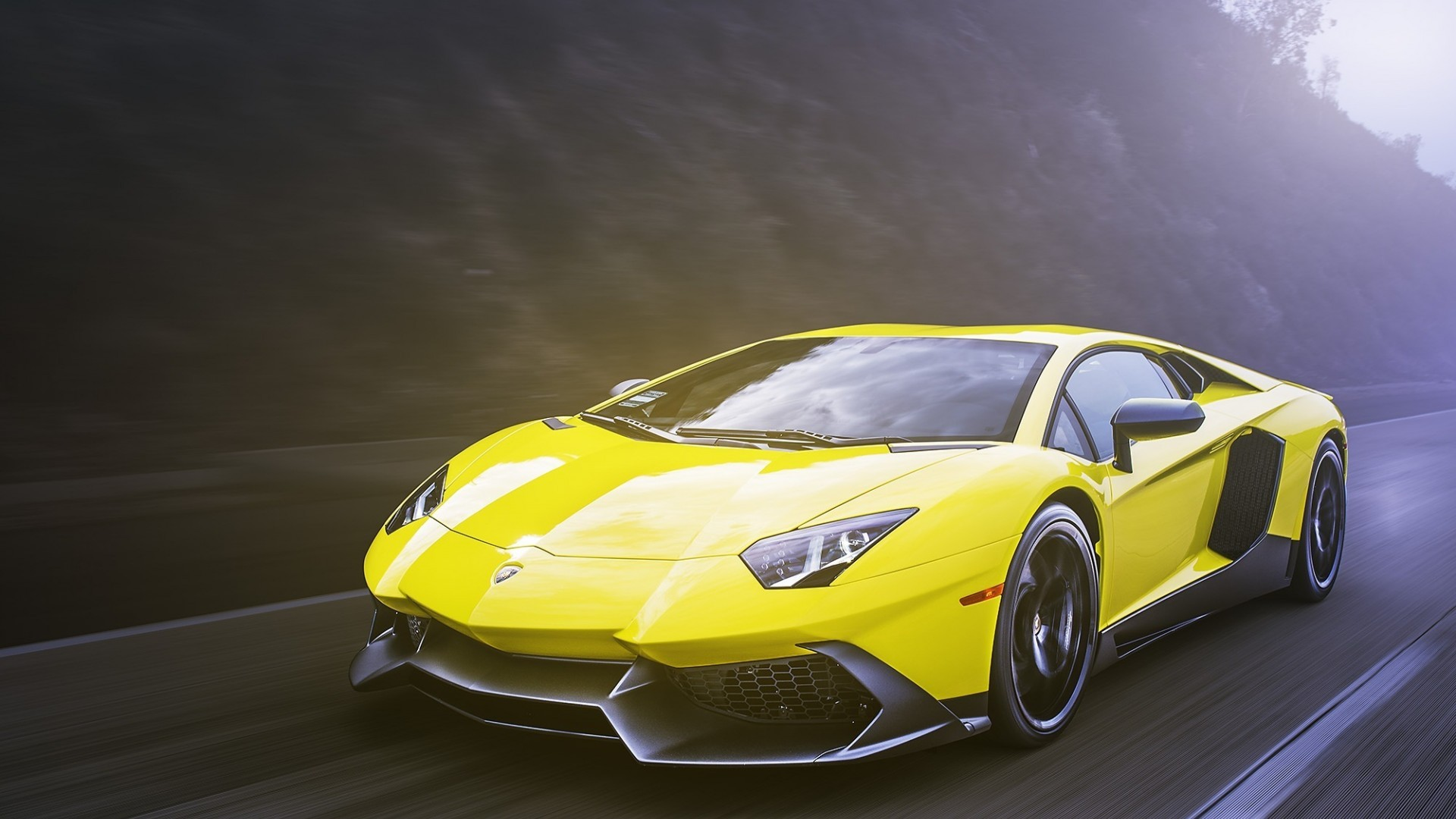 Car 5760x1080 Wallpaper Car Lamborghini Lamborghini Aventador Wallpapers Hd
