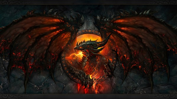 World of Warcraft Cataclysm Dragon
