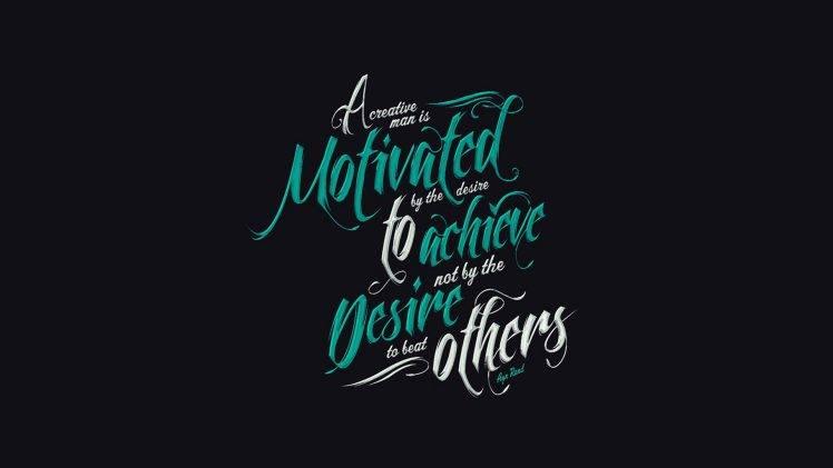 Zendha Black Desktop Wallpaper Motivational