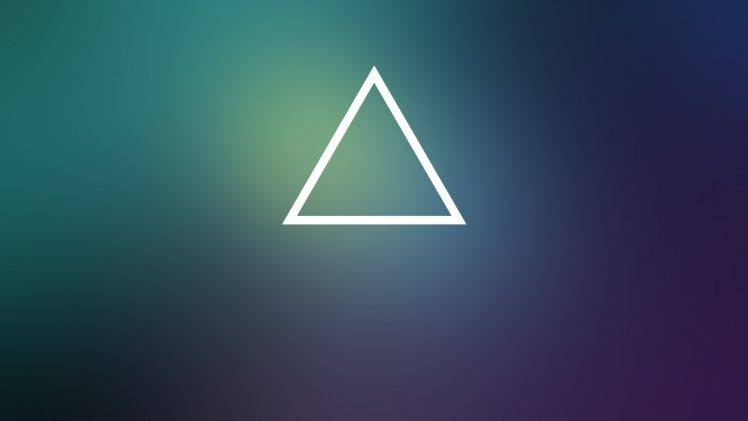 abstract geometry gradient wallpapers