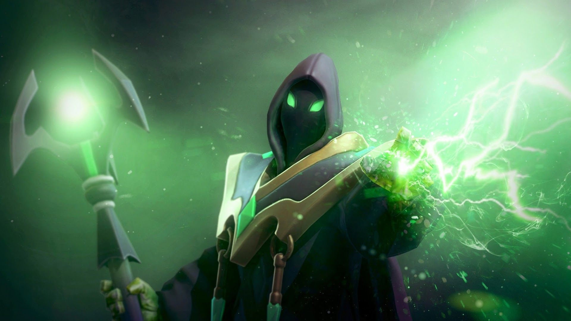 Dota 2 Dota Rubick Rubick The Grand Magus Wallpapers HD
