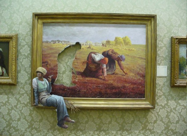 Banksy Artwork Gallery