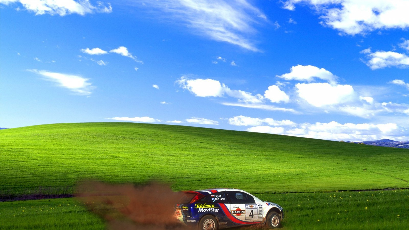 Hd Wallpapers Rally Cars Windows Xp Colin Mcrae Ford Focus Rally Rally Cars