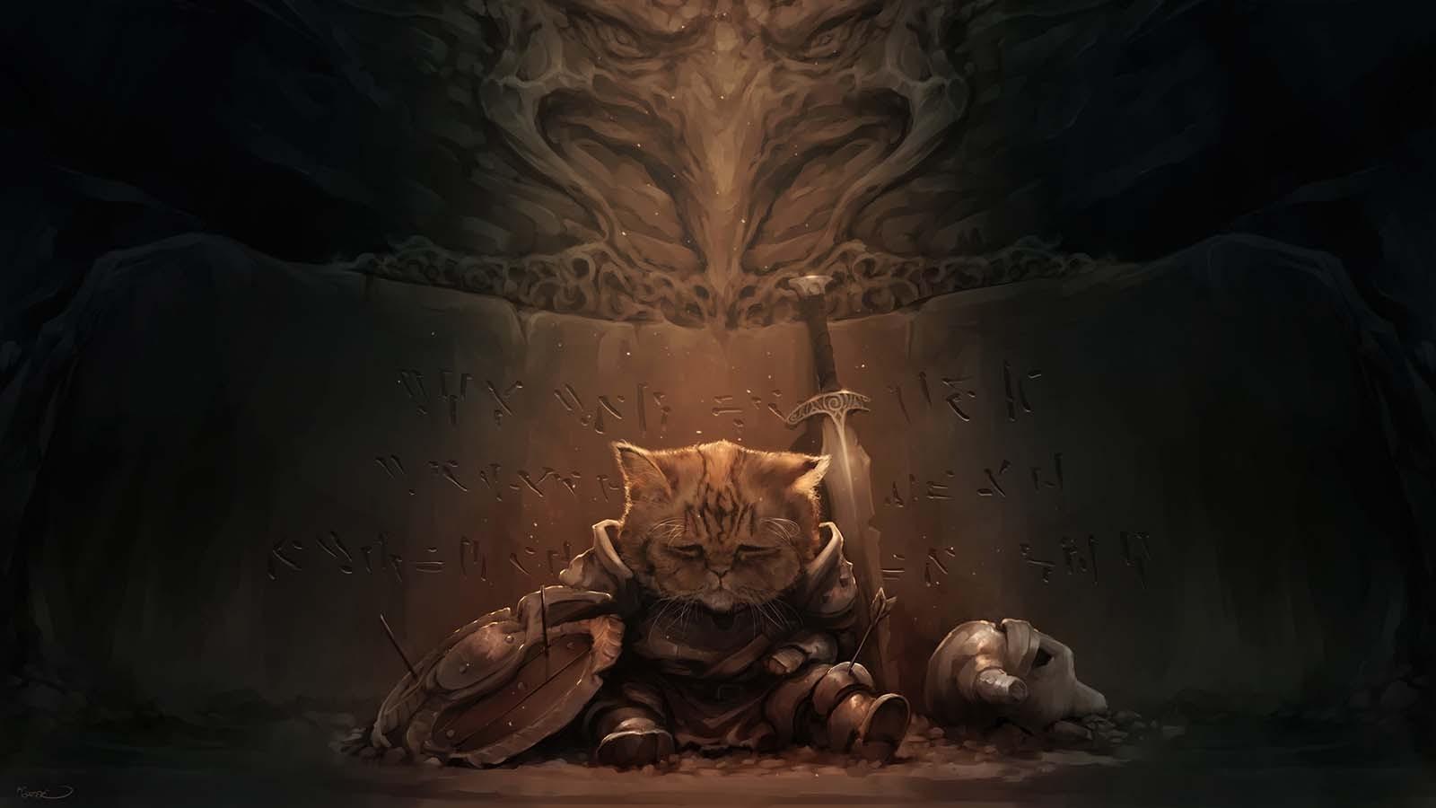 Cute Bloodborne Wallpaper The Elder Scrolls V Skyrim Wallpapers Hd Desktop And