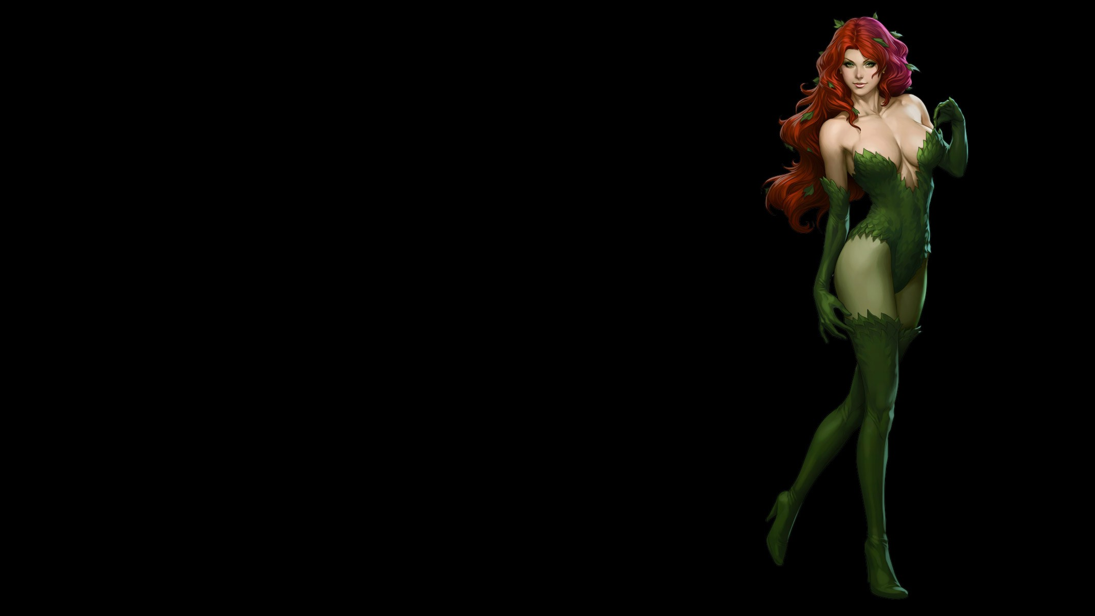dc comics, poison ivy wallpapers hd / desktop and mobile backgrounds