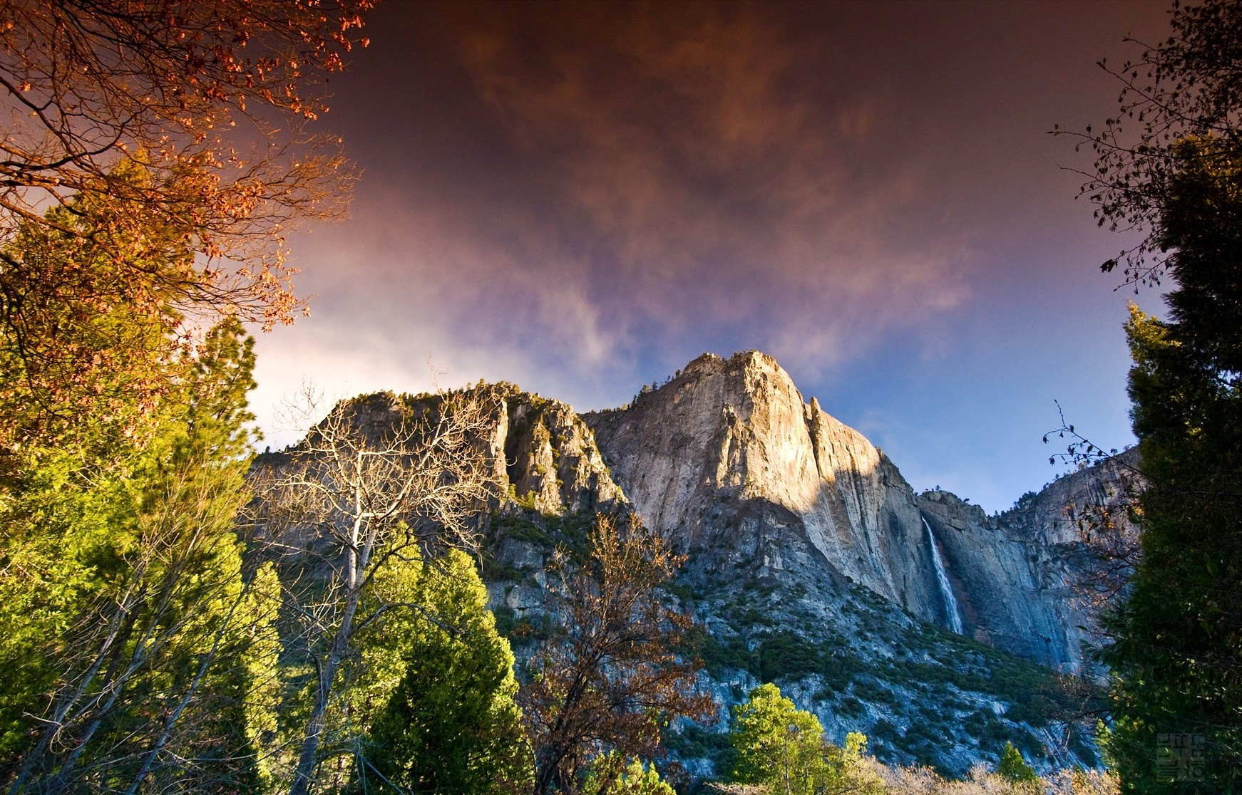 Nice Cars Wallpapers Download Yosemite National Park Waterfall Mountain Forest
