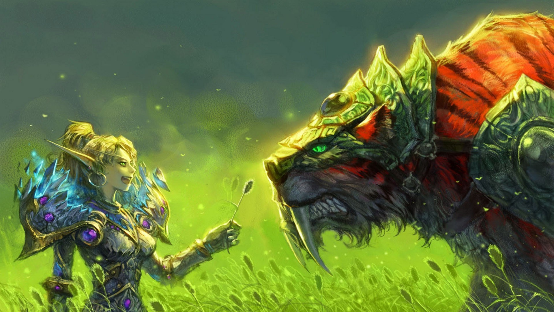 Wow Girls Wallpaper 1920x1080 World Of Warcraft Wallpapers Hd Desktop And Mobile