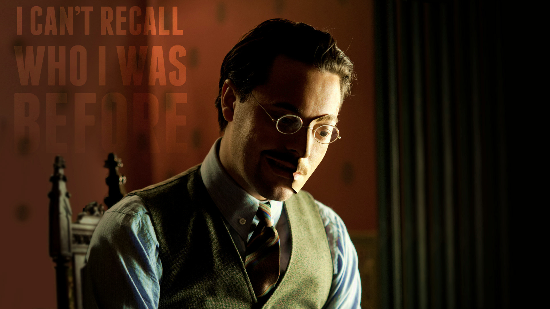 Car 5760x1080 Wallpaper Boardwalk Empire Richard Harrow Jack Huston Quote