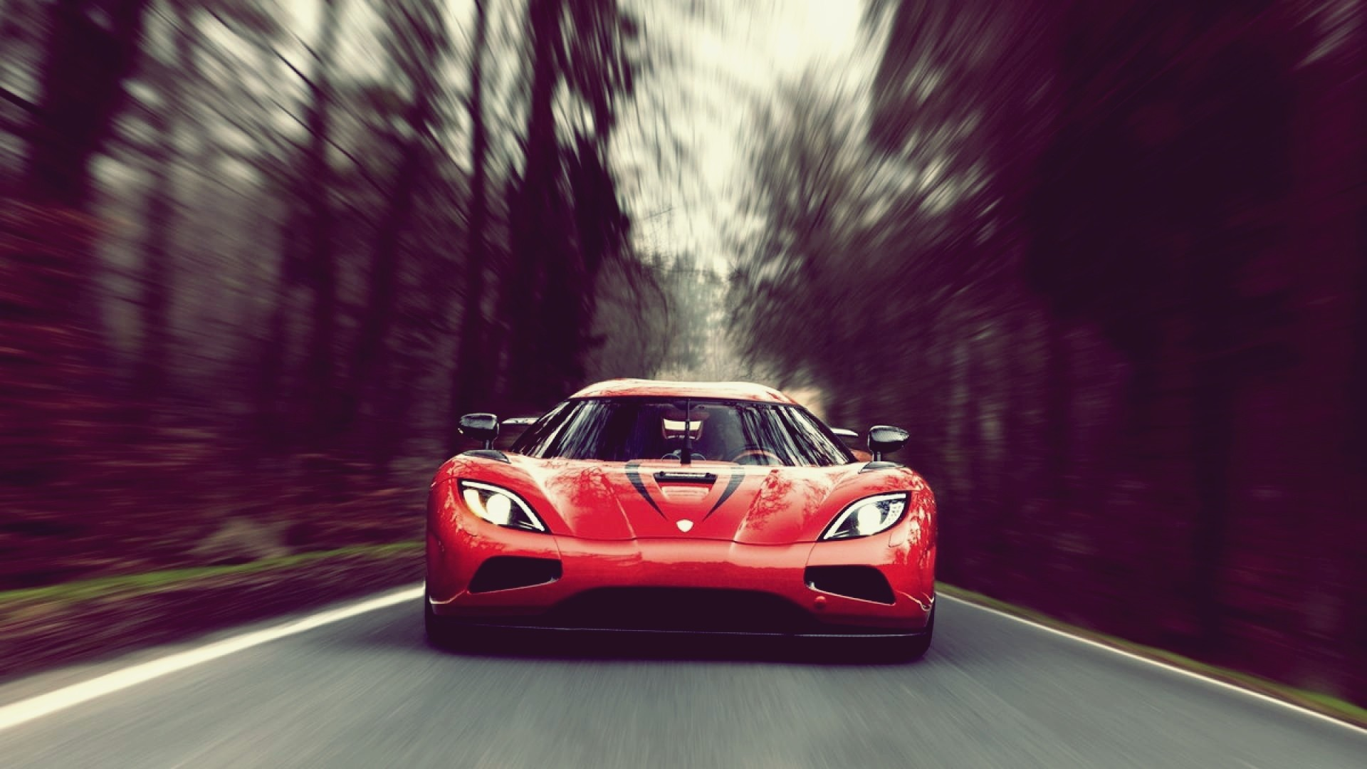 Vintage Car Hd Wallpapers For Pc Car Motion Blur Koenigsegg Agera R Koenigsegg Red Cars