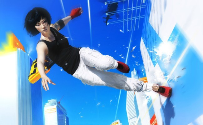 Mirrors Edge Video Games Wallpapers Hd Desktop And
