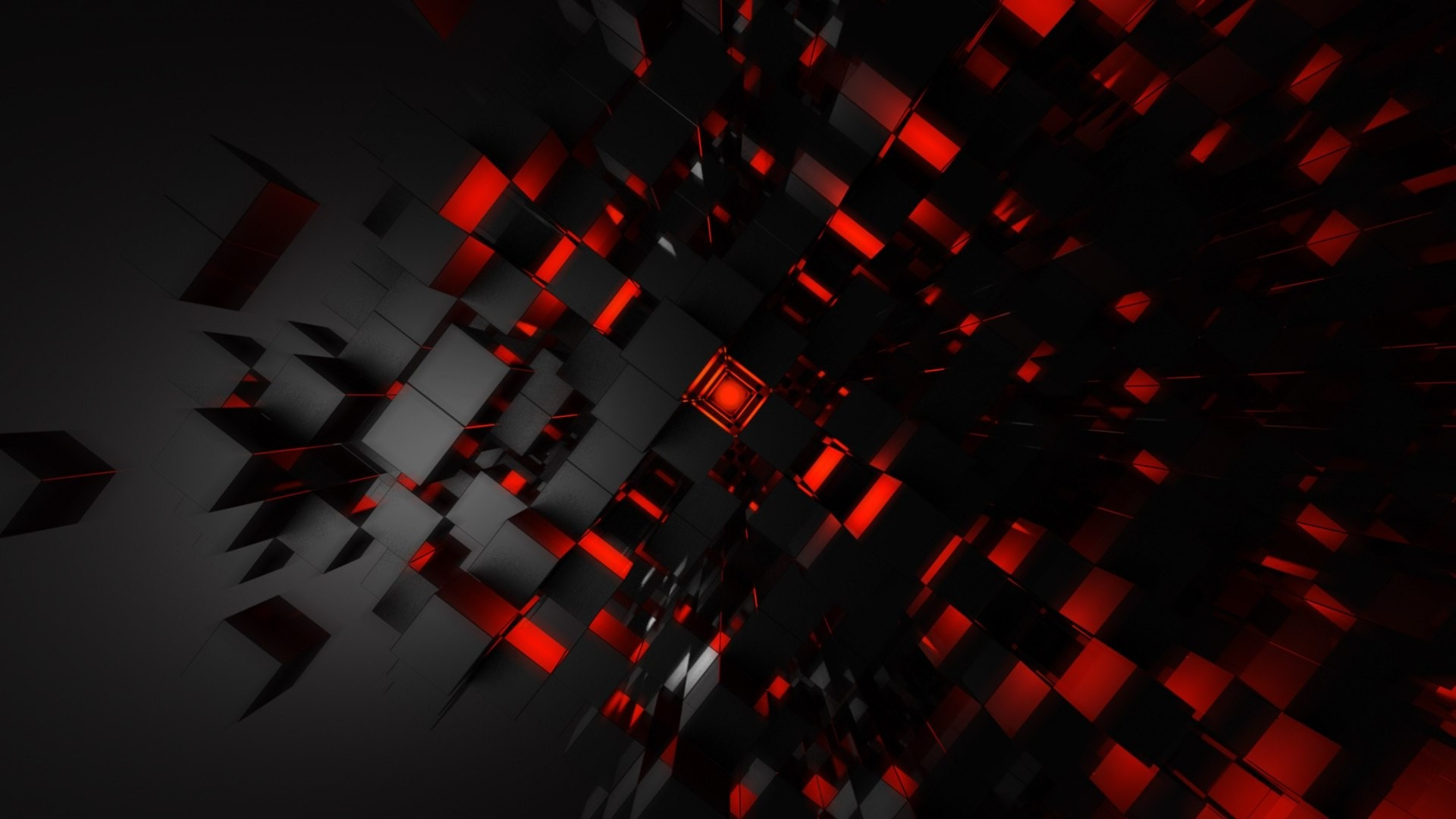 abstract Black And Red Wallpapers HD  Desktop and Mobile