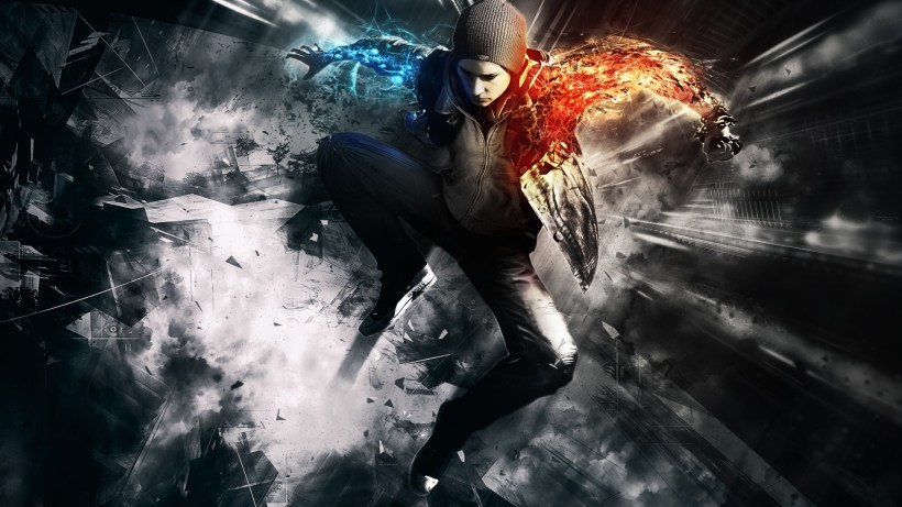 Infamous Second Son Wallpaper Full Hd Bedwalls