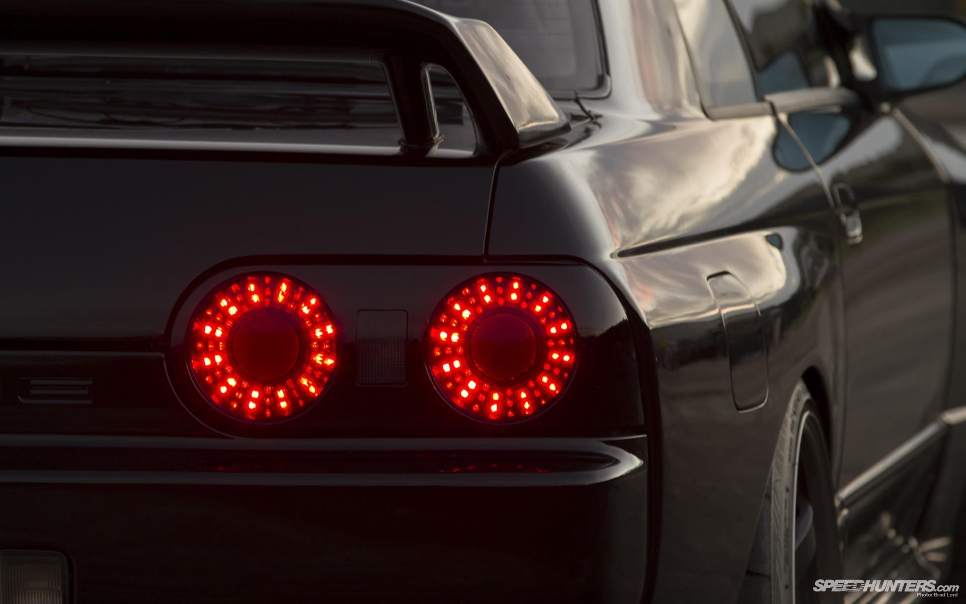Stanced Drifting Cars Wallpaper 1366x768 Car Speedhunters Nissan Skyline R32 Wallpapers Hd