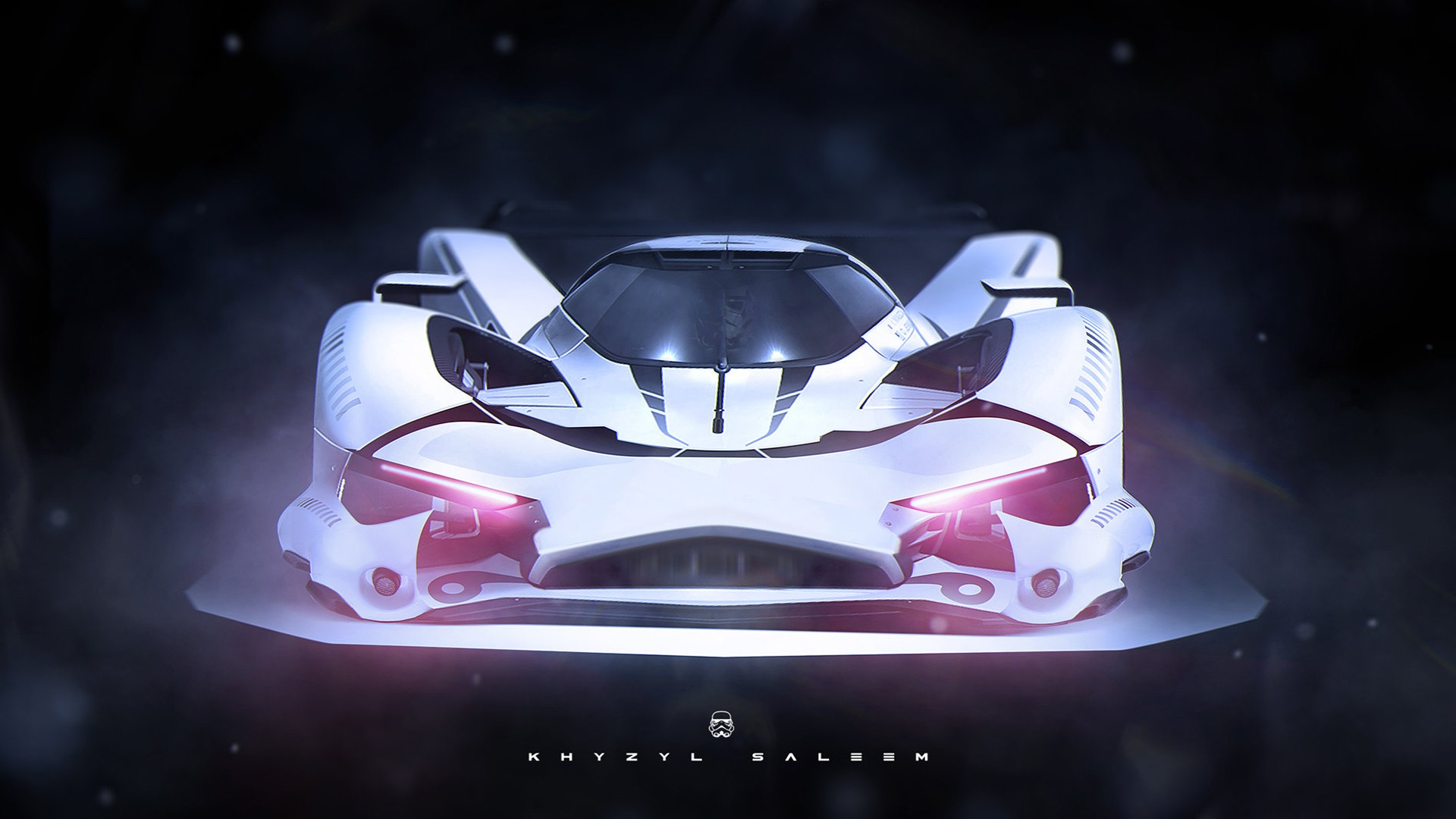 Super Cars 3d Wallpapers Artwork Digital Art Supercars Stormtrooper Star Wars