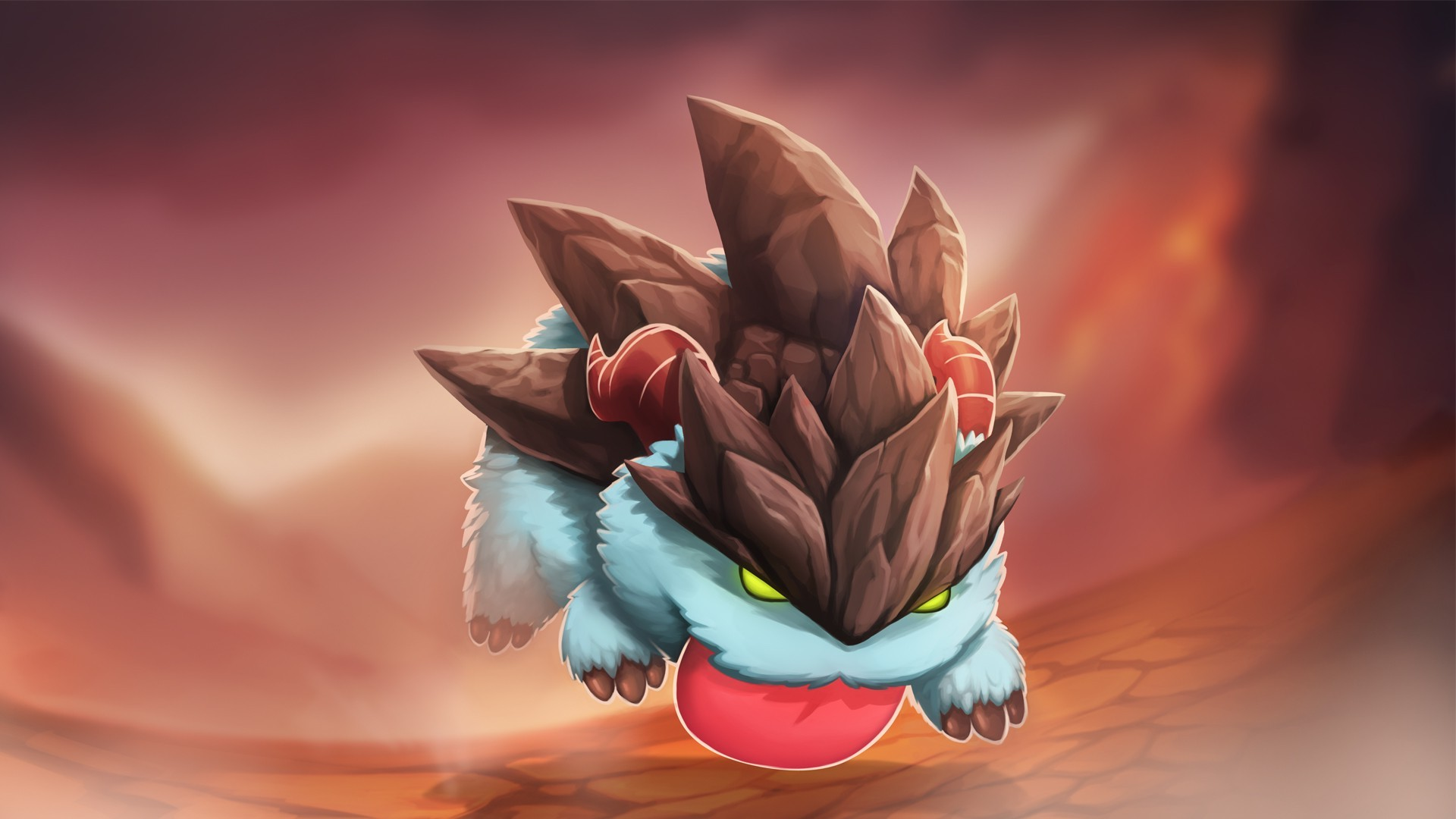 Animal Computer Wallpaper League Of Legends Poro Malphite Wallpapers Hd Desktop
