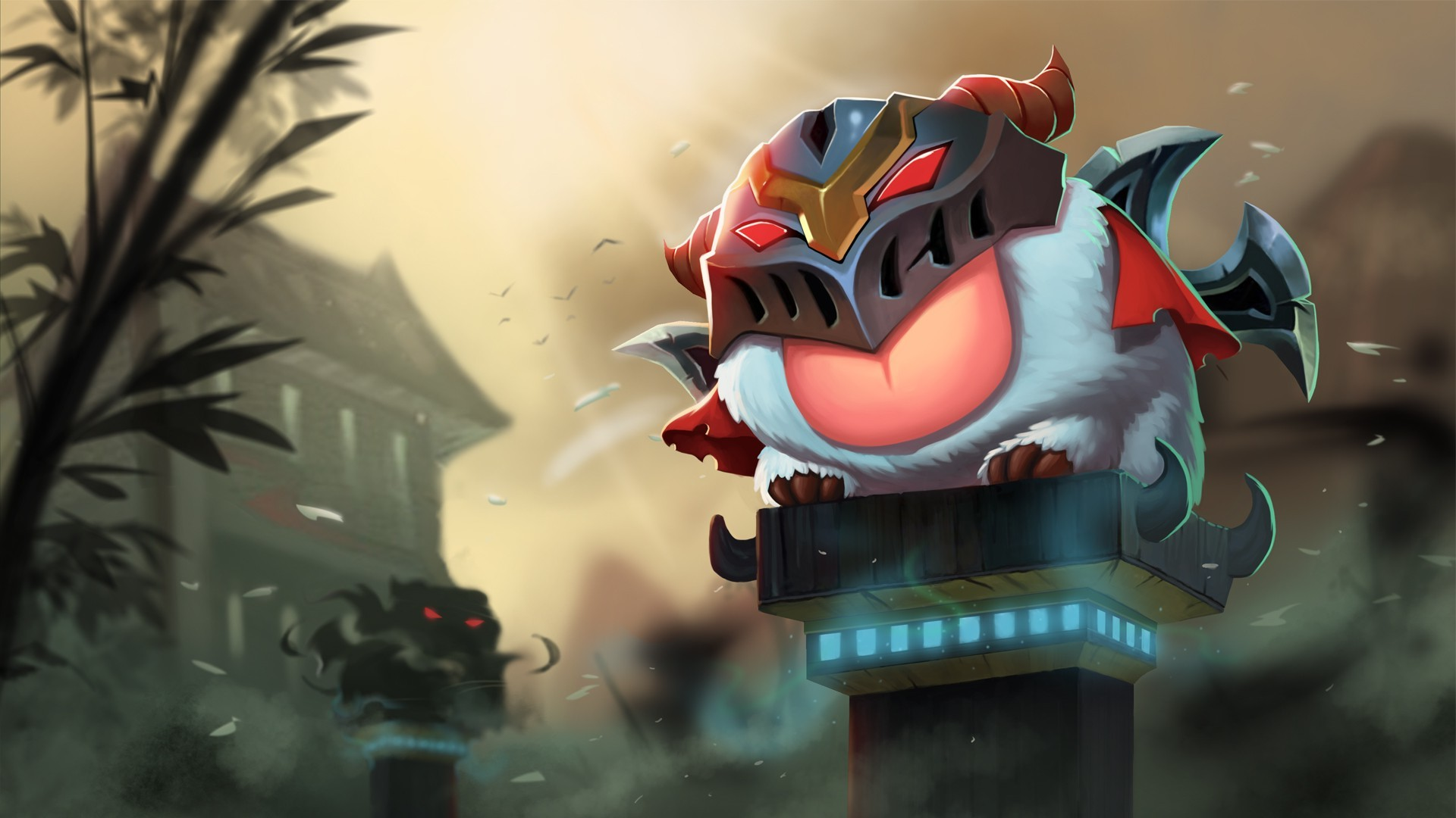 League Of Legends Poro Zed Wallpapers HD Desktop And