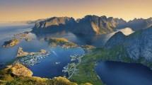 Lofoten Islands Norway Nature Landscape Wallpapers Hd