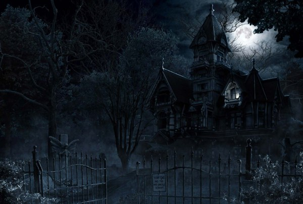 Fantasy Art Spooky Gothic Wallpapers Hd Desktop And