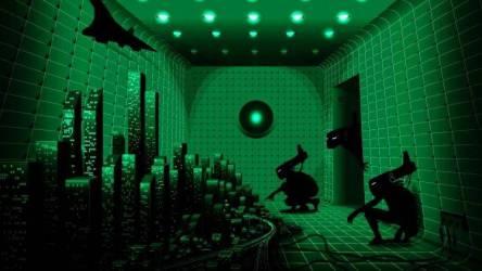 artwork Aliens City Concept Art Futuristic Green Fantasy Art Wallpapers HD / Desktop and Mobile Backgrounds