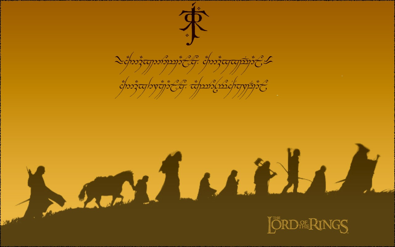 1920x1080 Wallpaper Quote The Lord Of The Rings The Lord Of The Rings The