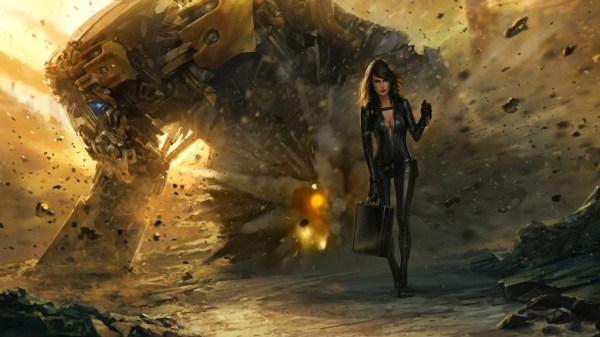 Women Robot Destruction Concept Art Fantasy Bodysuit Mech Wallpapers Hd Desktop And