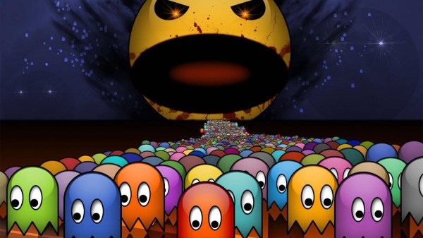 Pacman Video Games Geek Wallpapers Hd Desktop And