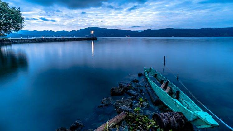 lake Nature Indonesia Wallpapers HD  Desktop and Mobile