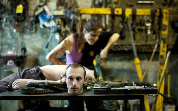 Real Girl Full Hd Wallpaper Women Robot Mechanics Wallpapers Hd Desktop And Mobile