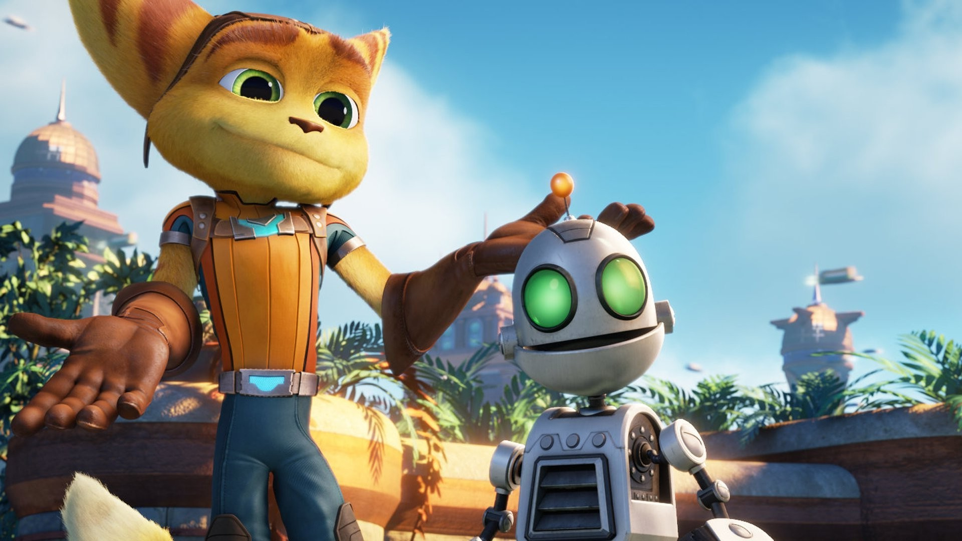 Nature Wallpaper Hd 3d Full Size Ratchet And Clank Ratchet And Clank Movie Wallpapers Hd
