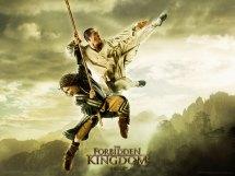 Jackie Chan Jet Li Movies Forbidden Kingdom