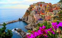 Italy, Landscape, City, House, Building, Colorful, Water ...