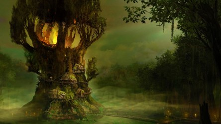 arcania fantasy gothic hd desktop wallpapers px tags mobile wallup