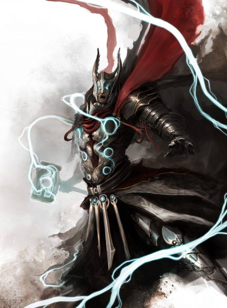 3d Graphic Wallpaper 1280x1024 Fantasy Art Thor Wallpapers Hd Desktop And Mobile