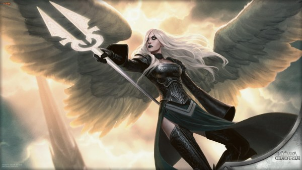 20 Magic The Gathering Art Angels Pictures And Ideas On Meta Networks