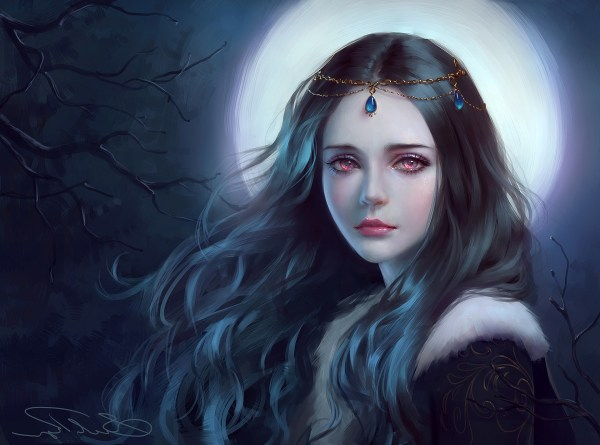 Fantasy Art Artwork Spooky Gothic Wallpapers Hd Desktop And Mobile Backgrounds