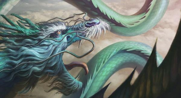 Artwork Fantasy Art Dragon Chinese Wallpapers Hd