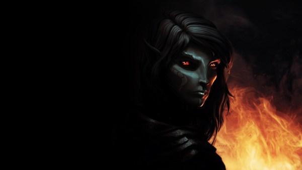 Dark Elf Names Elder Scroll Skyrim Female Elves - Year of