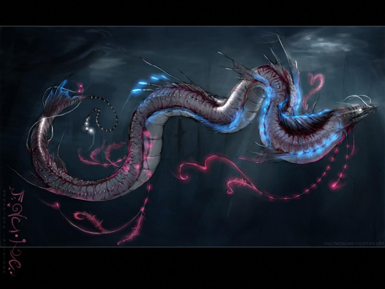 Hunter Wallpaper Hd Artwork Fantasy Art Leviathan Wallpapers Hd Desktop