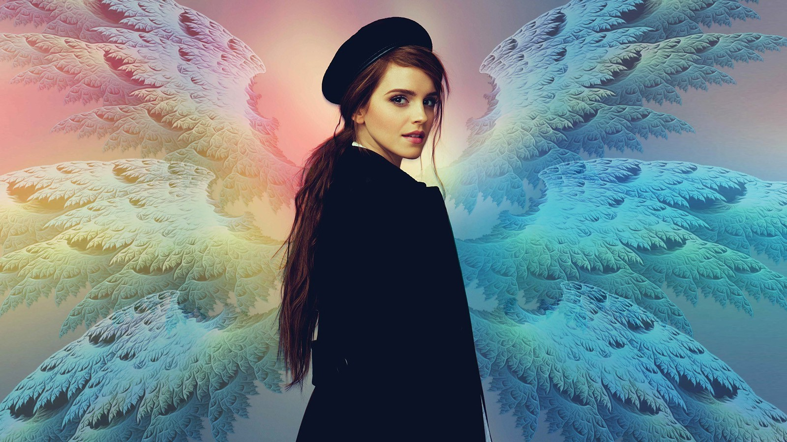 Hermione Granger Quotes Wallpapers Emma Watson Wings Harry Potter Hermione Granger