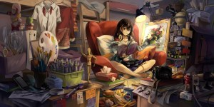 anime characters desktop background wallpapers backgrounds mobile px tags
