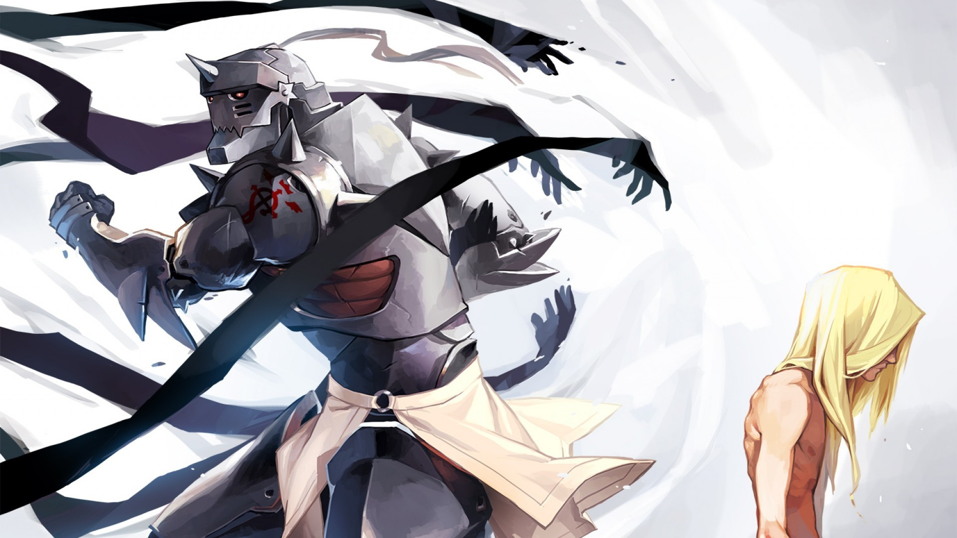 Epic Animal Wallpapers Anime Elric Alphonse Wallpapers Hd Desktop And Mobile