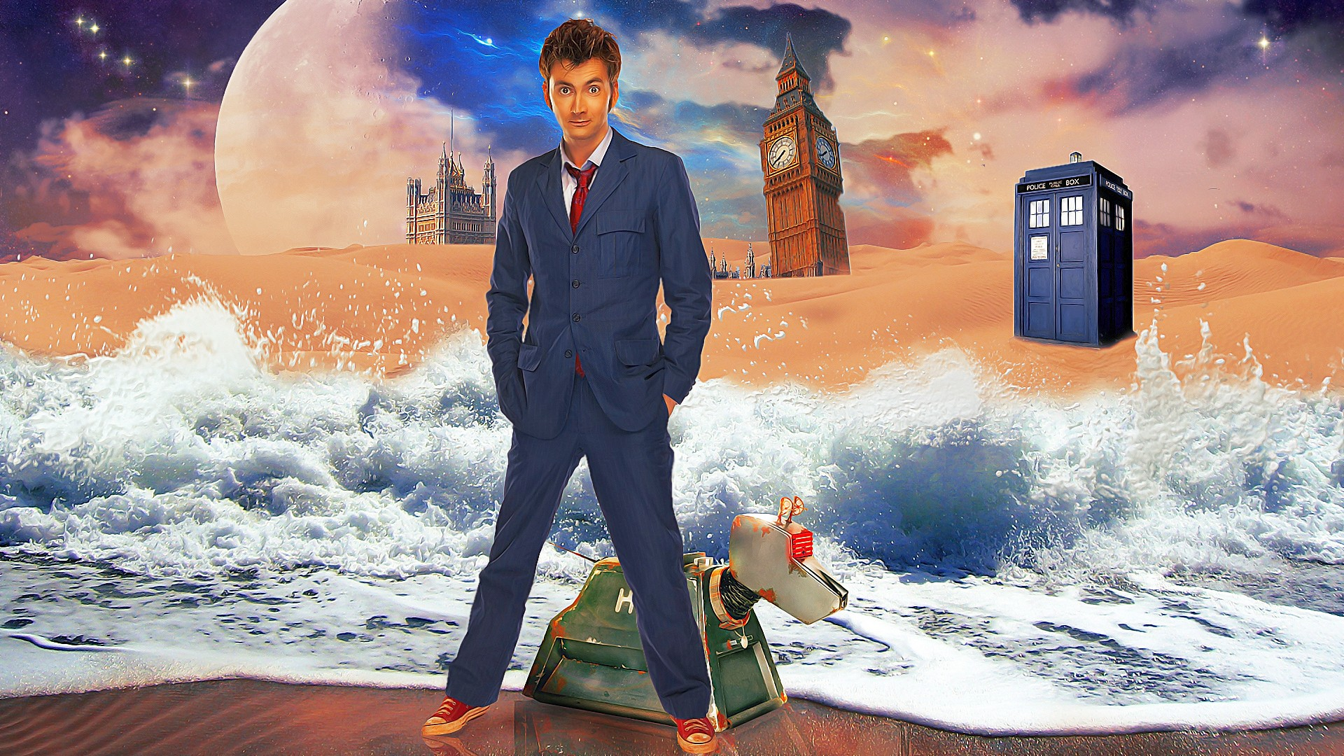 Cars Wallpapers Download For Desktop Doctor Who The Doctor Tardis David Tennant Tenth
